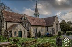 St Blasius Church Shanklin