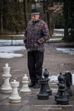 Chess deep in Thought