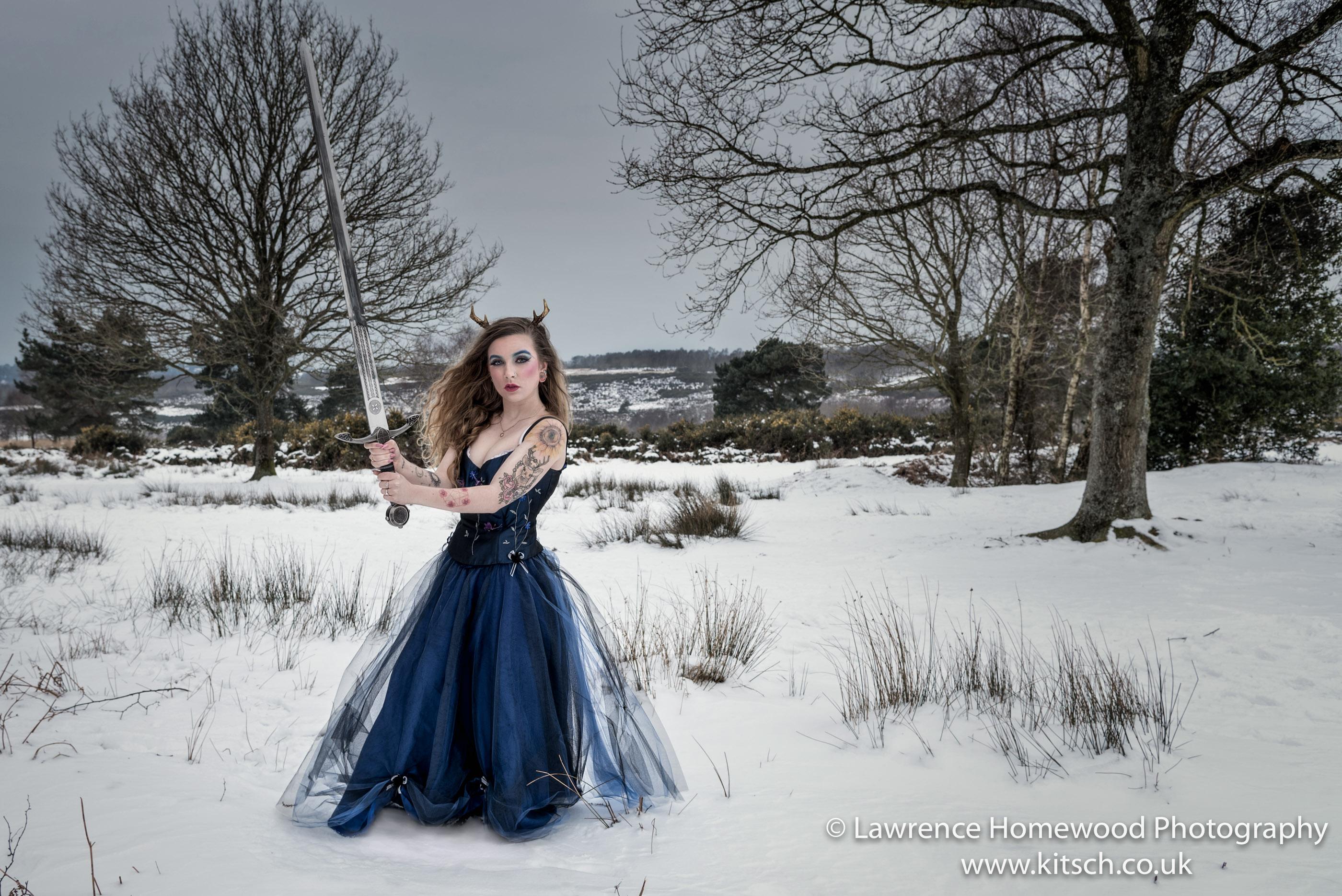 Fawn Princess - A Winters Tale28