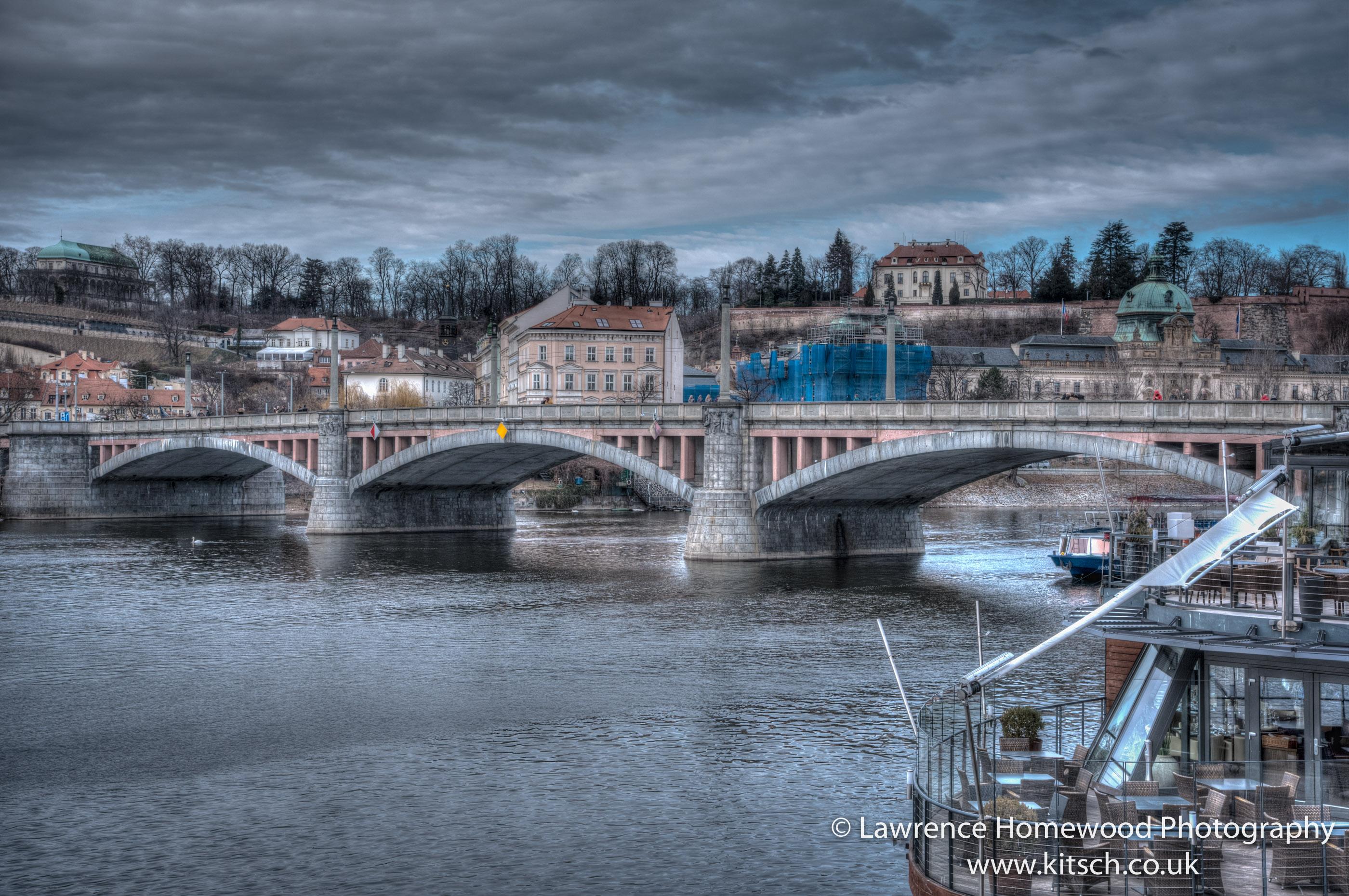 Manesuv Most Bridge Prague