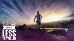 Road less travelled Irelands personal trainer sunset runner body by finn glenn fitness coach kenmare