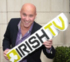 Author & Irish TV Chef Paul Treyvaud