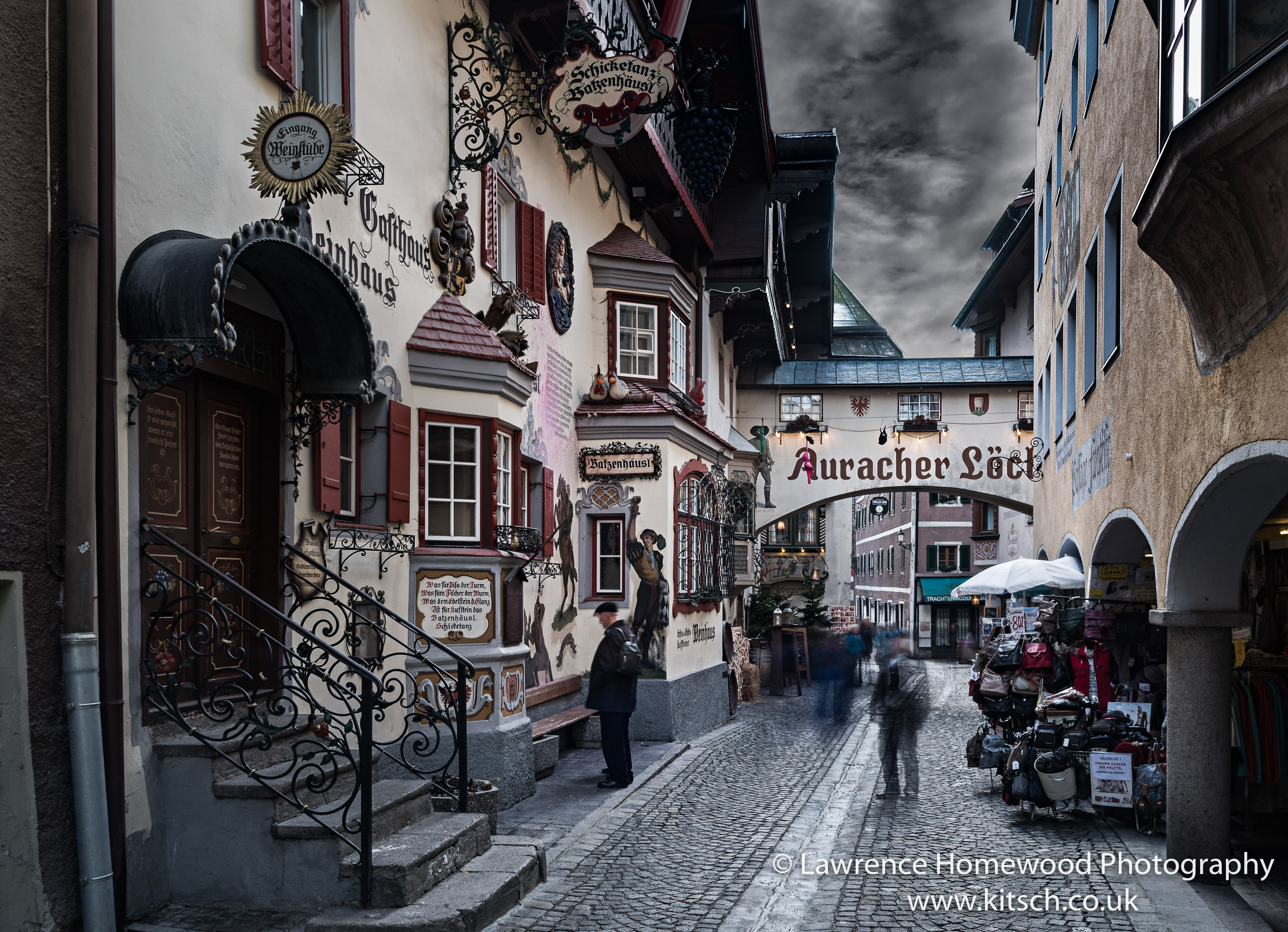 Kufstein old street 9