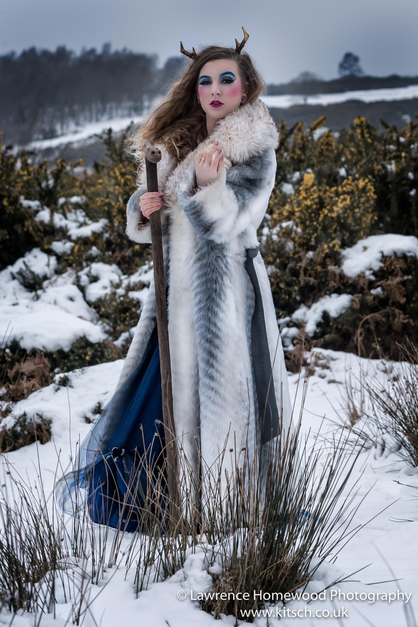 Fawn Princess - A Winters Tale03