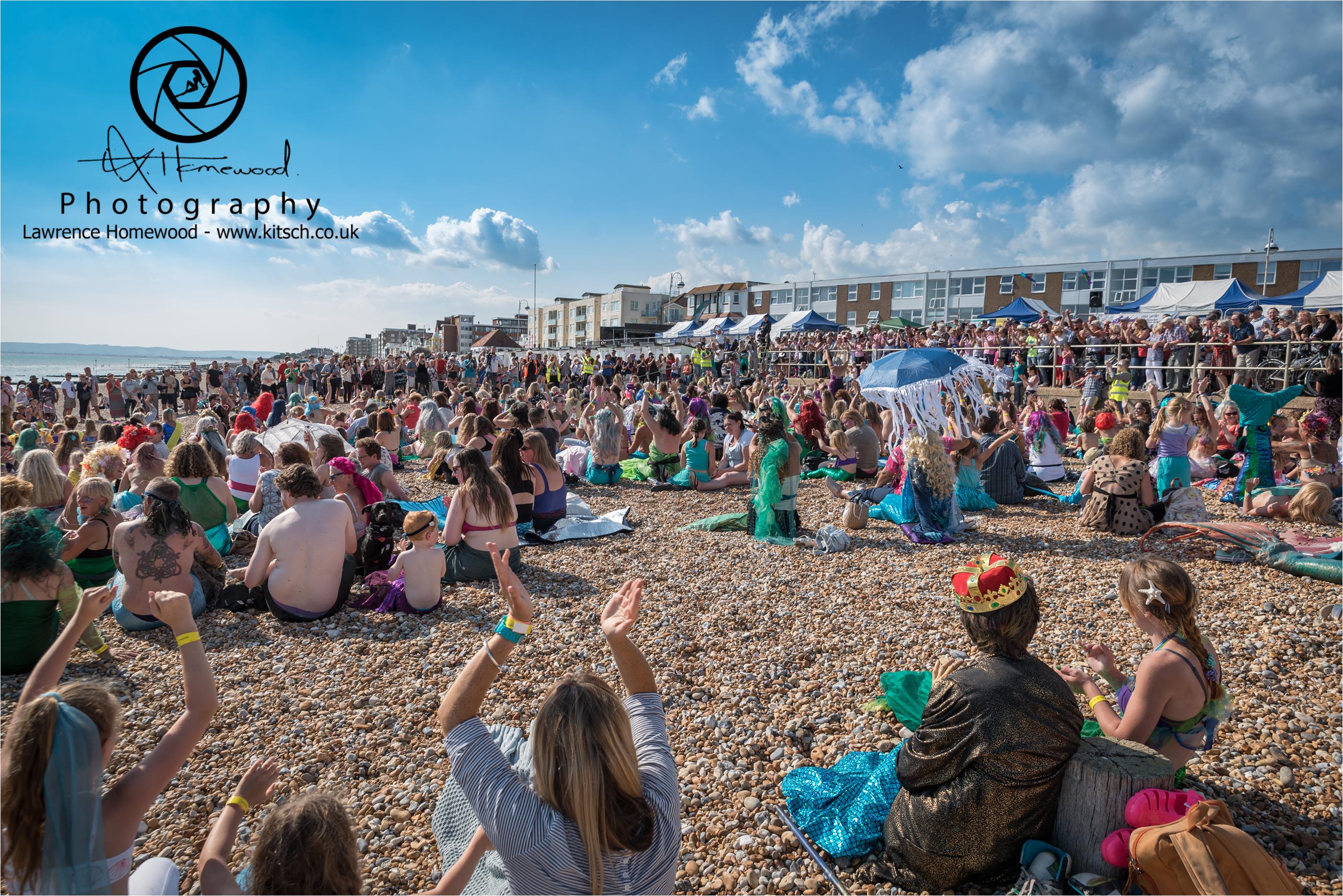 Largest Mermaid Gathering