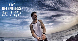 Be relentless in life body by finn glenn ireland personal trainer fitness coach kenmare dublin weigh