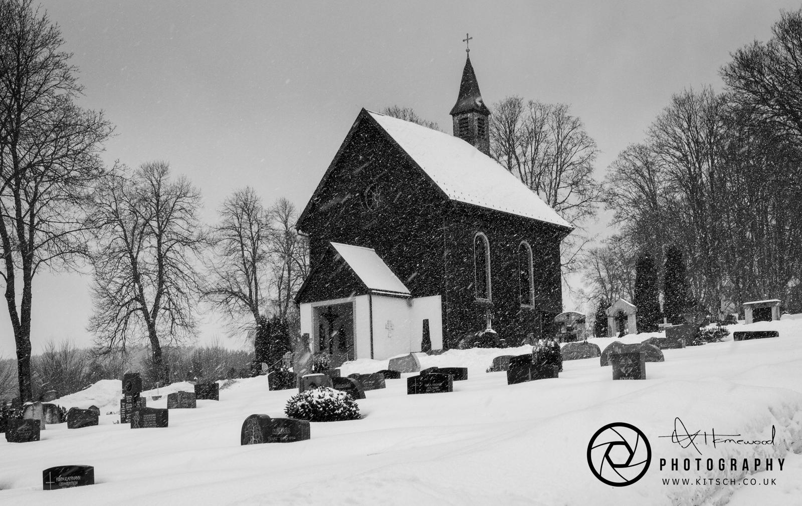 Fertwangen Cemetary Chapel