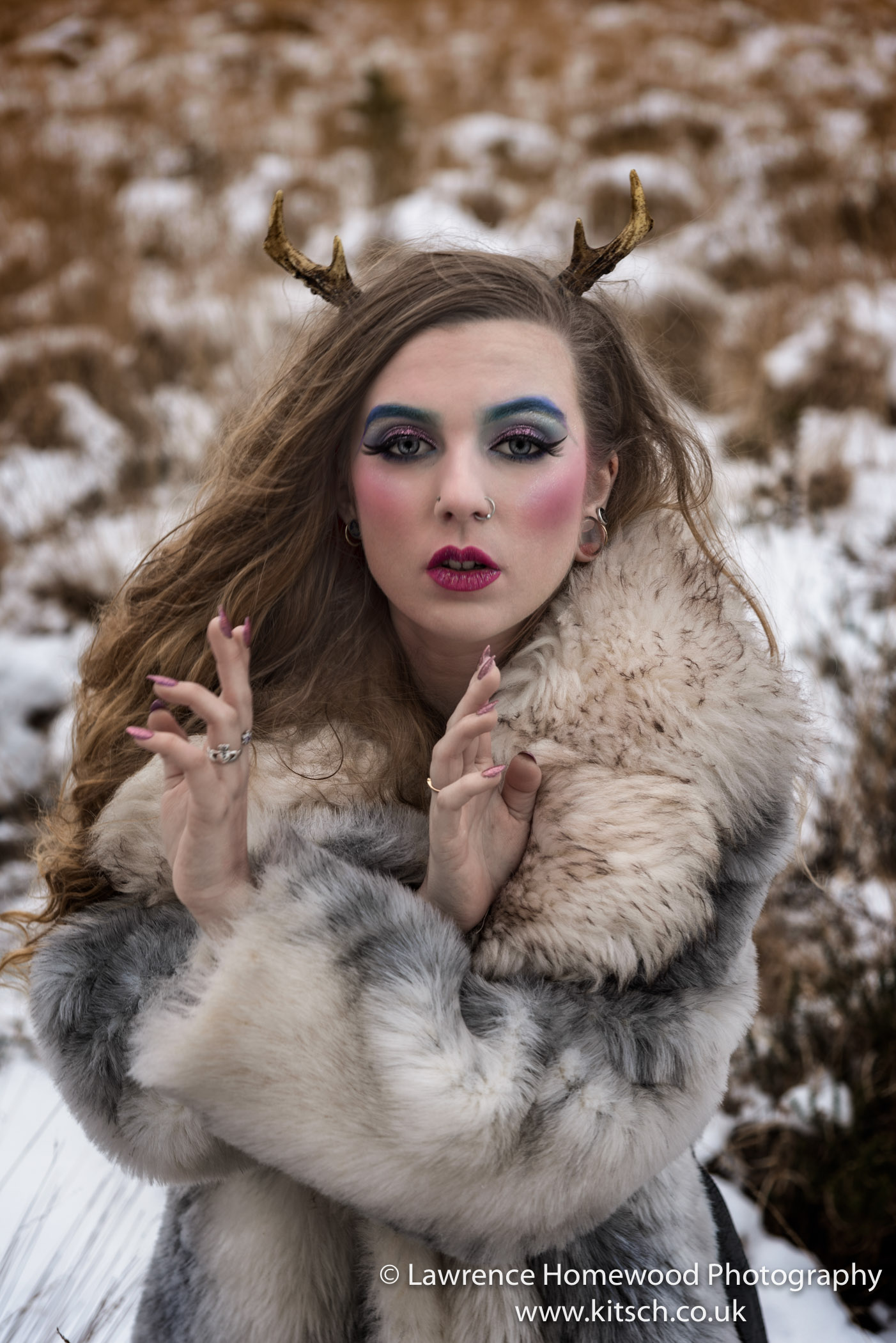 Fawn Princess - A Winters Tale25