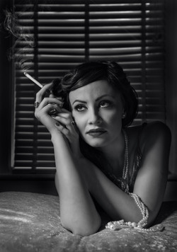 Film Noir Contemplation