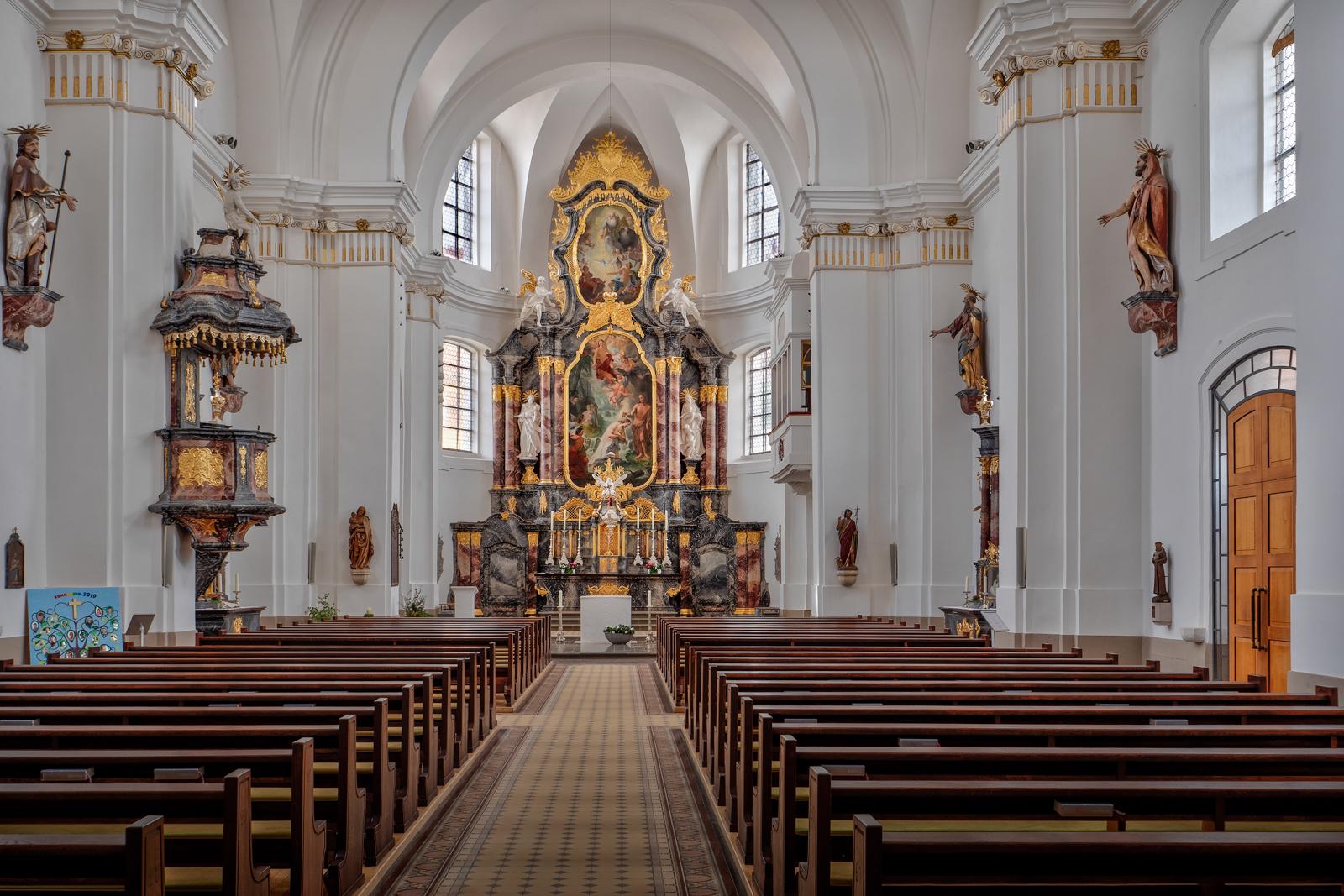 St Johns Church Donaueschingen