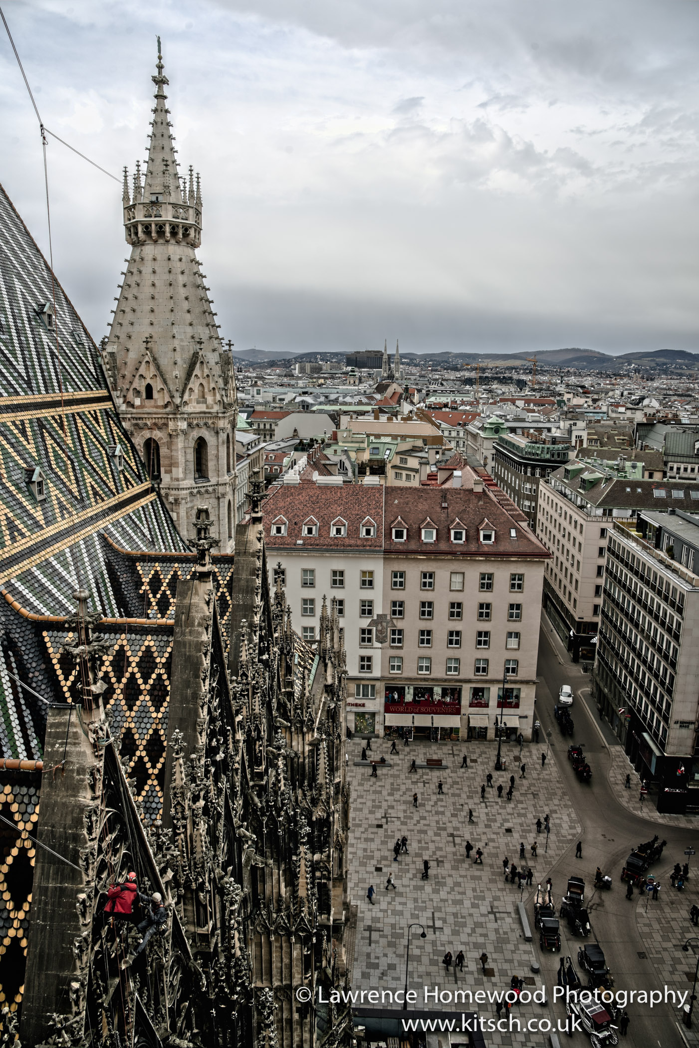 Rooftops of Vienna 4