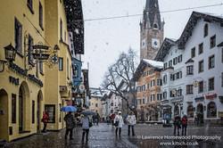 Kitzbuhl in the Snow 1