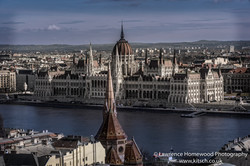 Budapest Parliament (Buda View) 1