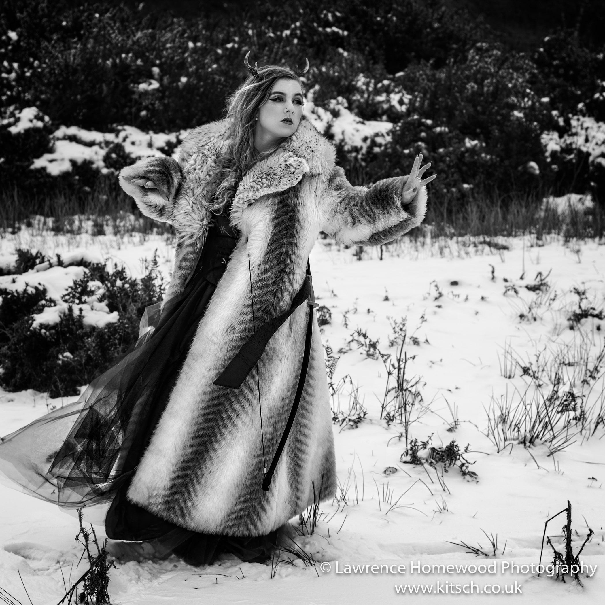 Fawn Princess - A Winters Tale16