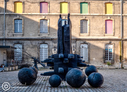 Reims Art in the Shadows