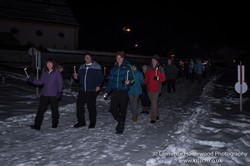 Candle Walk - The Group2