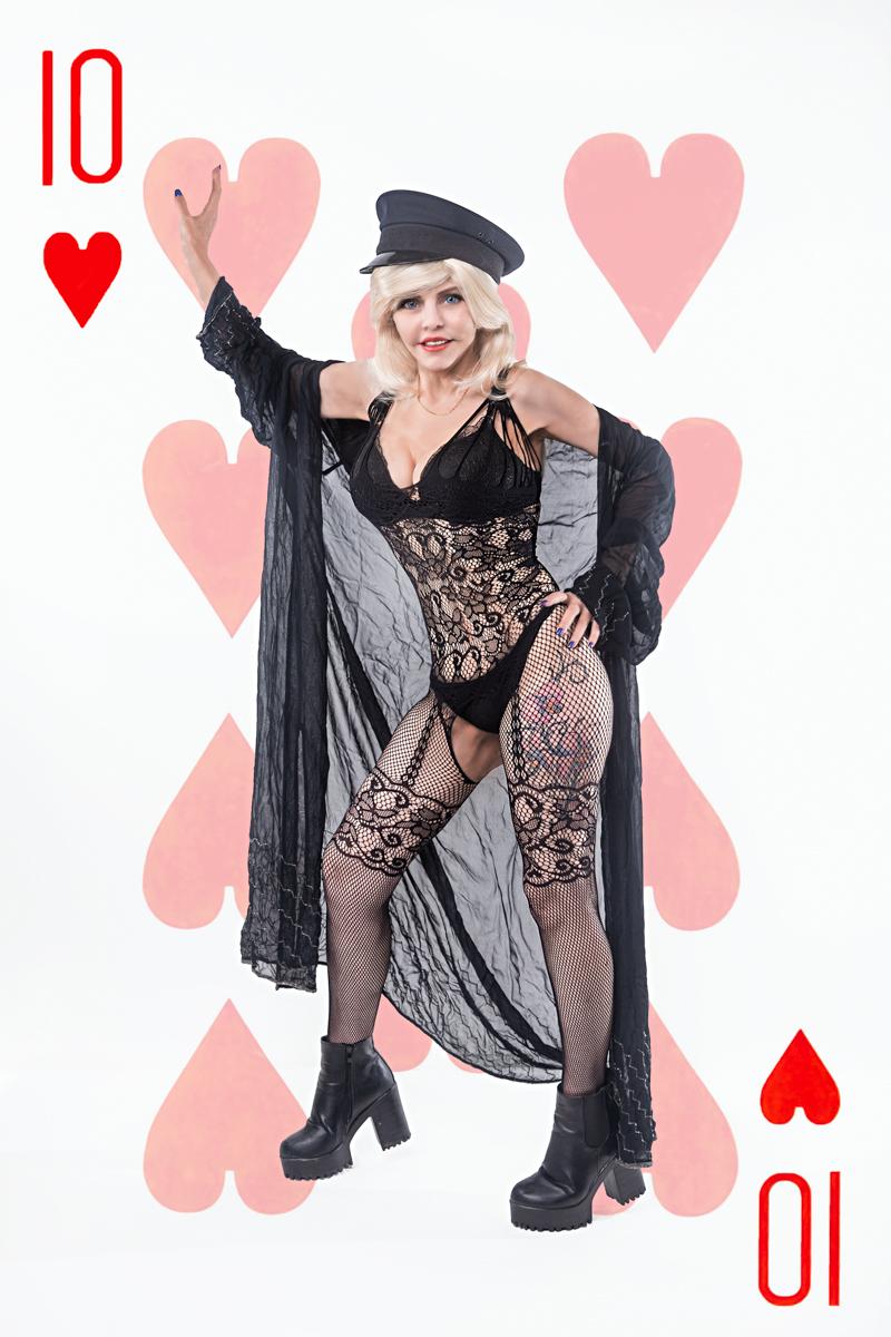 10 of Hearts - pdi