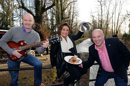 Author & Irish TV Chef Paul Treyvaud