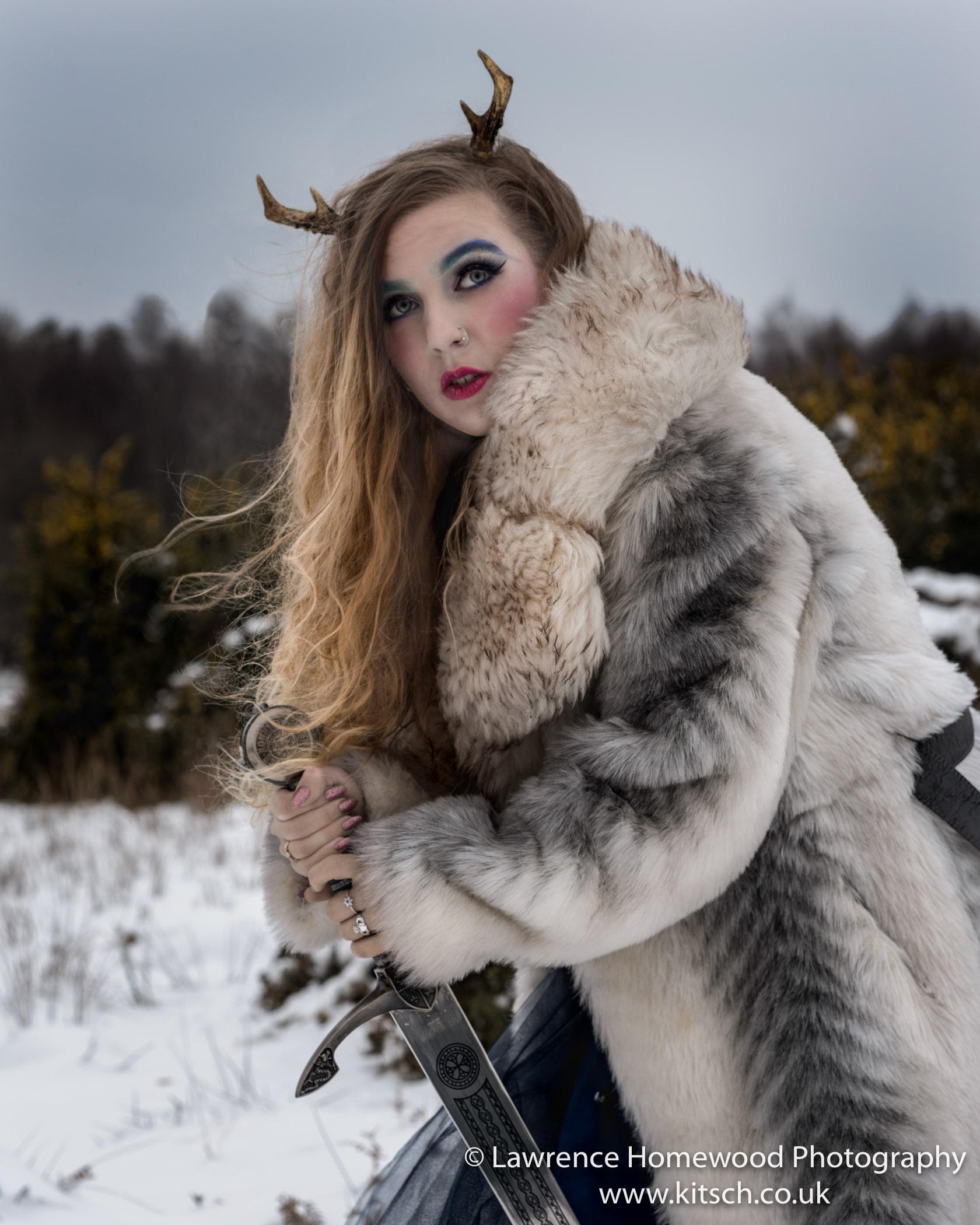 Fawn Princess - A Winters Tale23