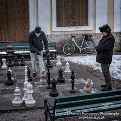 Chess of Two Minds