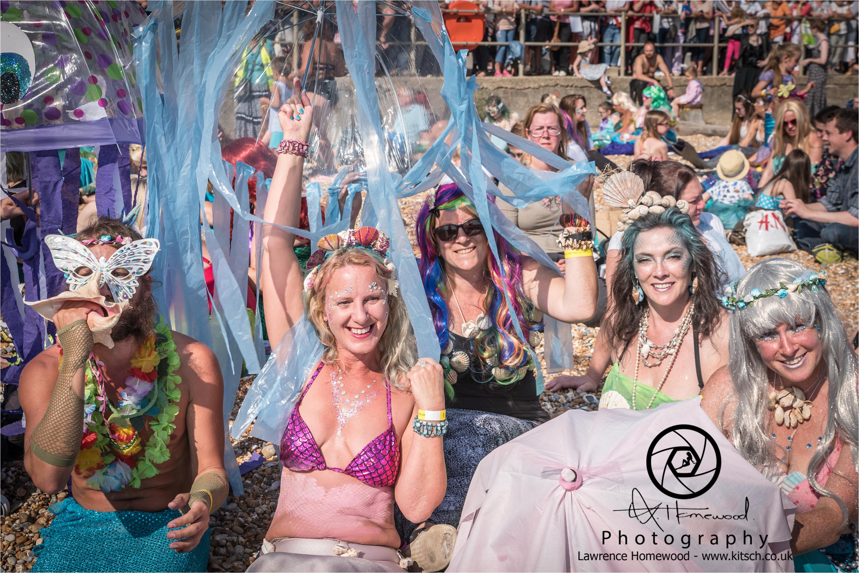 The jellyfish Mermaids