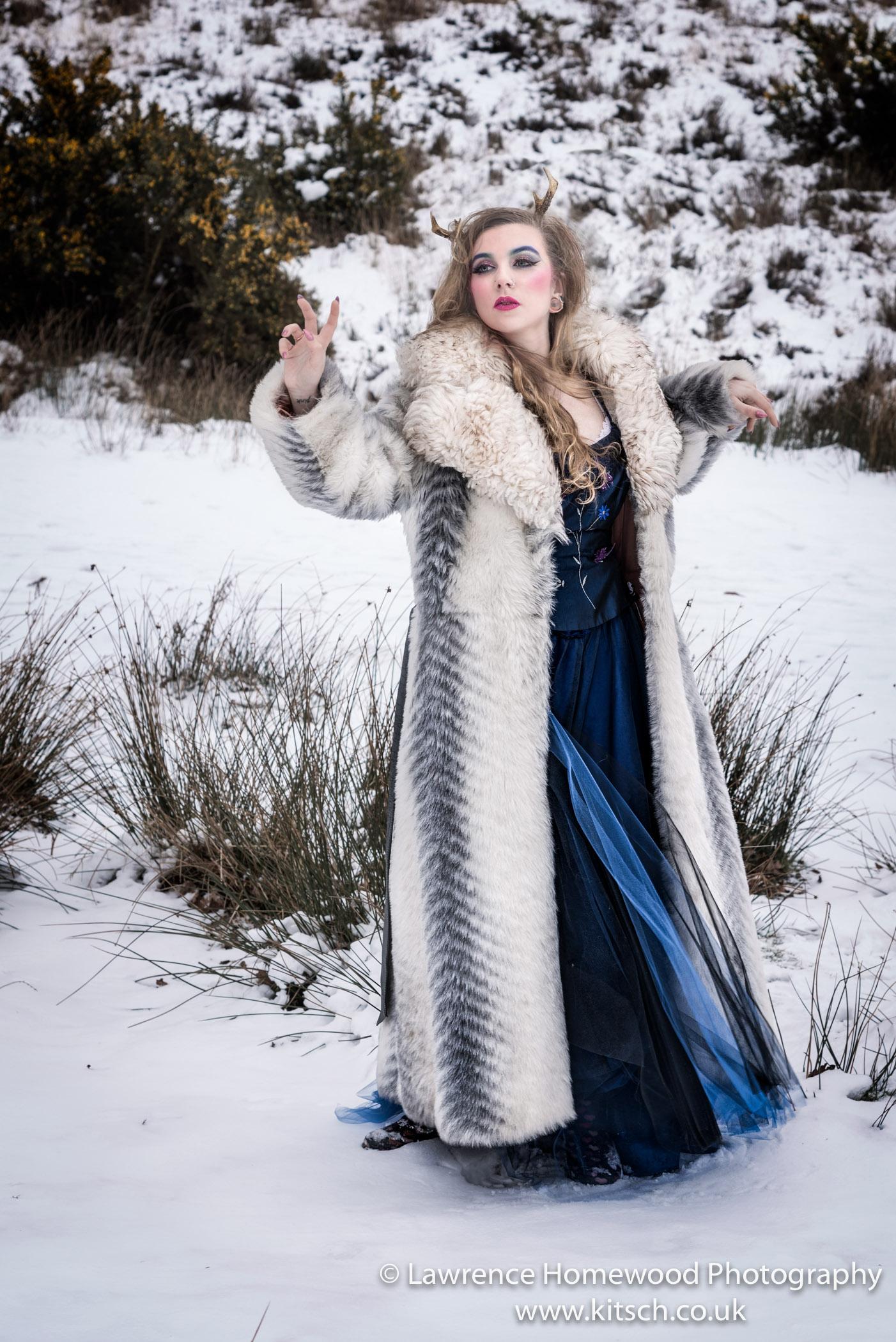 Fawn Princess - A Winters Tale09