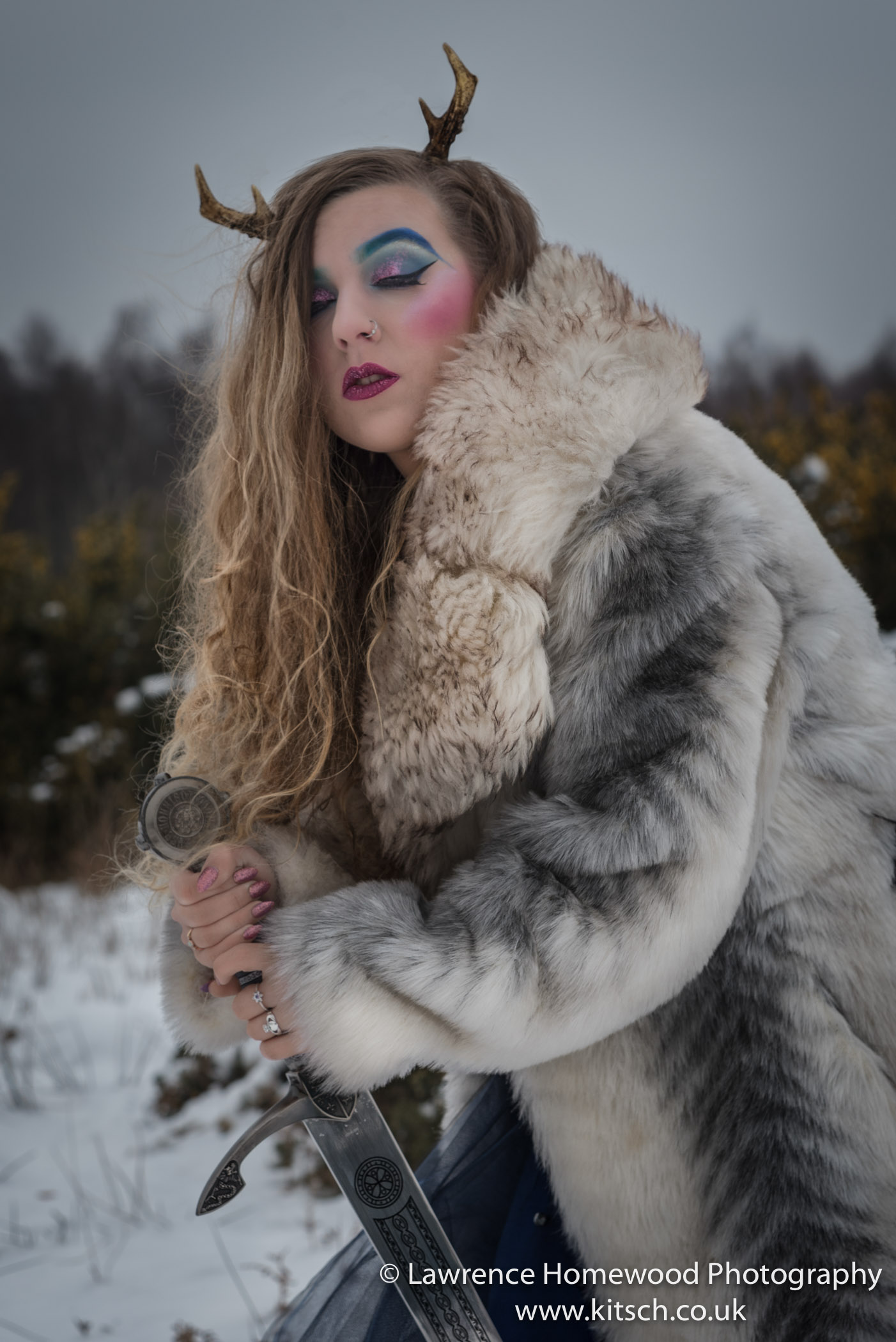 Fawn Princess - A Winters Tale24