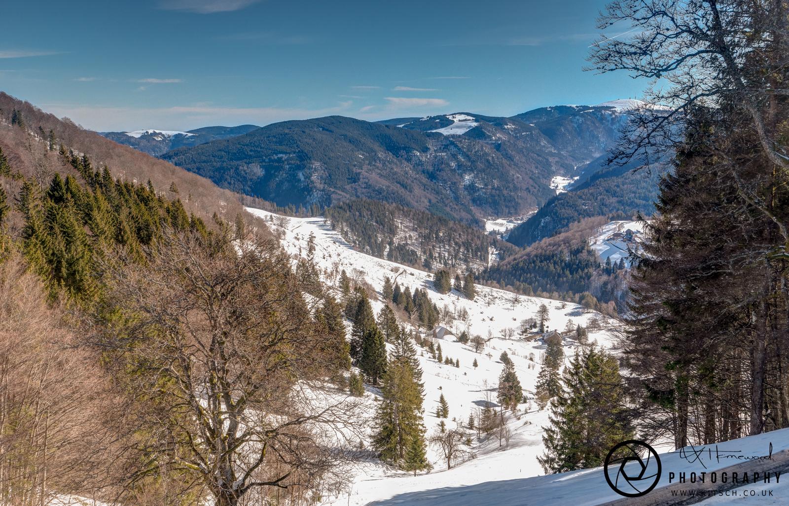 Ski Slope Views