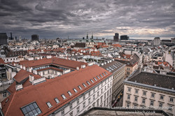 Rooftops of Vienna 1