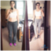 Personal training transformations with Body By Finn in Kenmare, Co Kerry, Ireland