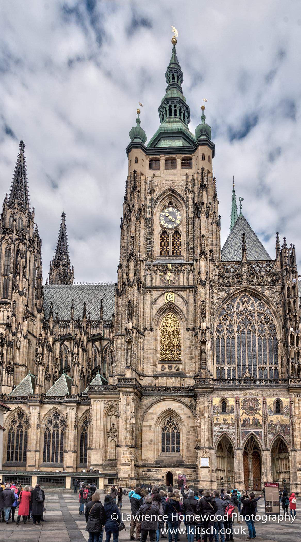 St Vitus Cathedral Prague