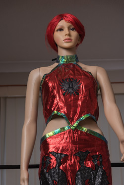 Space Age Cocktail Dress by Michele