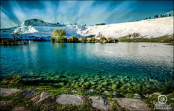 The Colours of Pamukkale