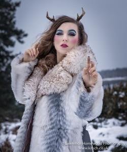 Fawn Princess - A Winters Tale30