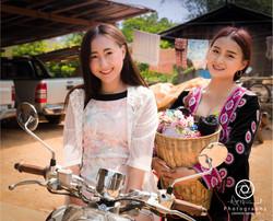 HMong Biker Sisters