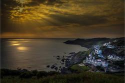 Woolacombe Bay Sunset