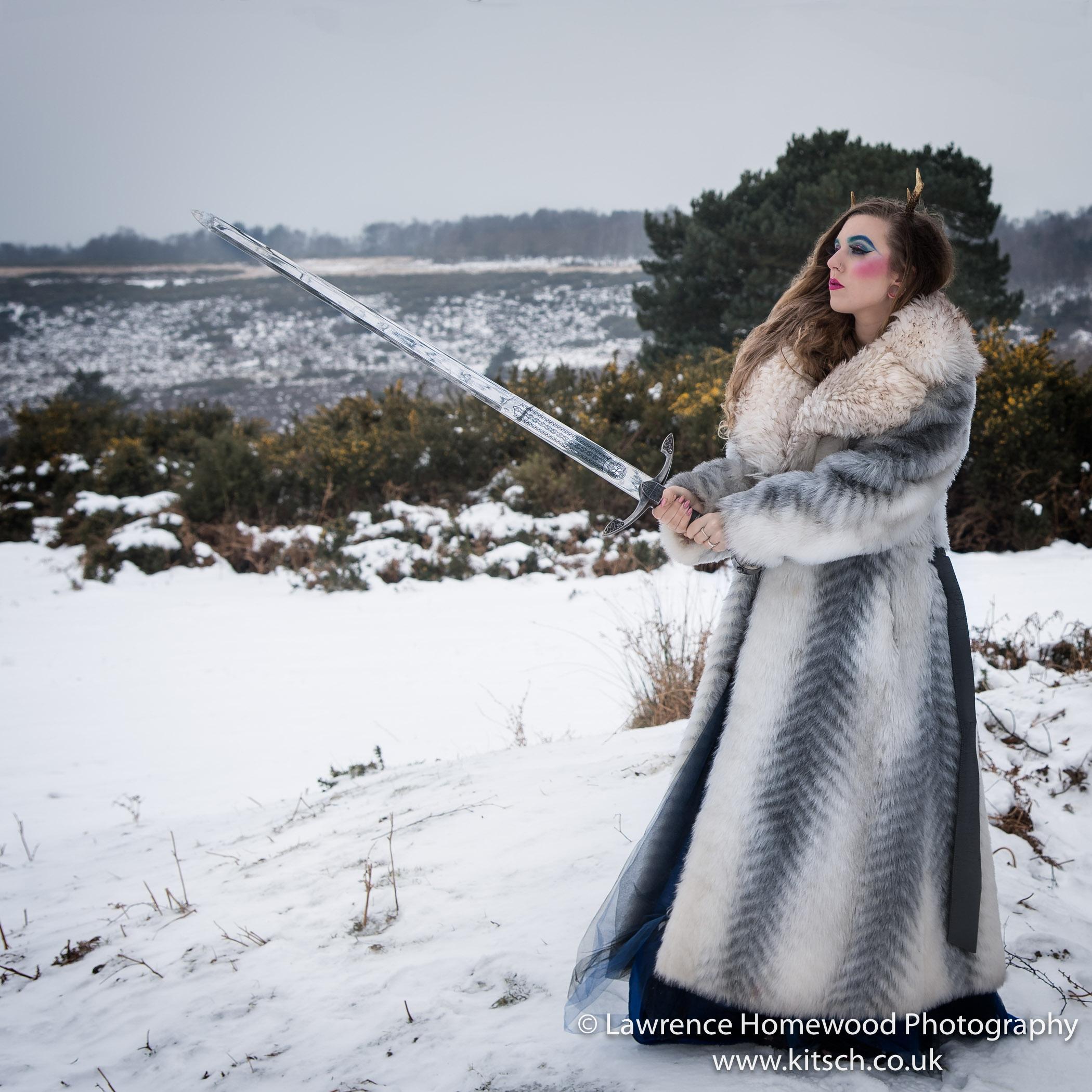 Fawn Princess - A Winters Tale01