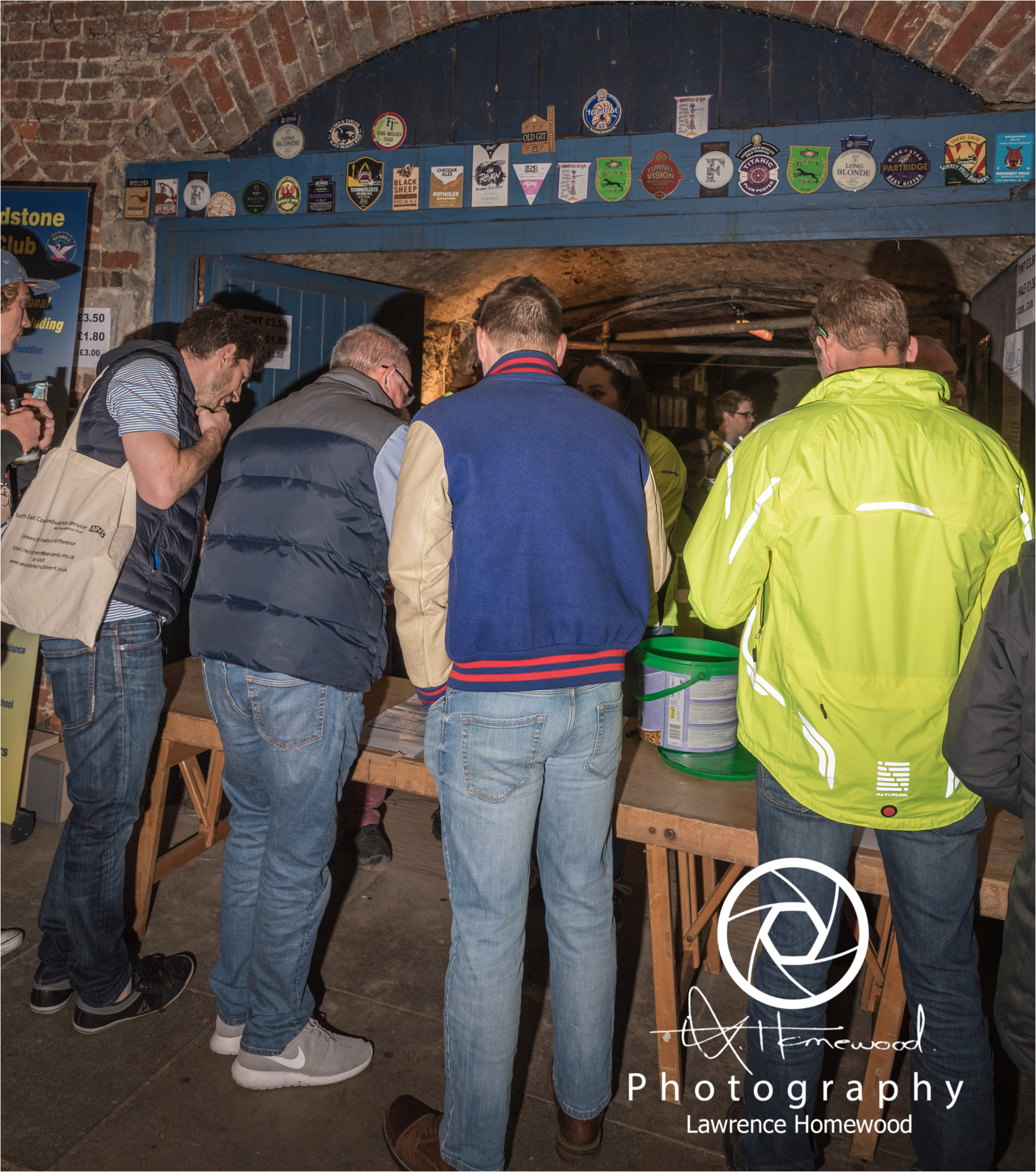 Reigate Tunnel Beer Festival