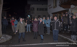 Candle Walk - The Group