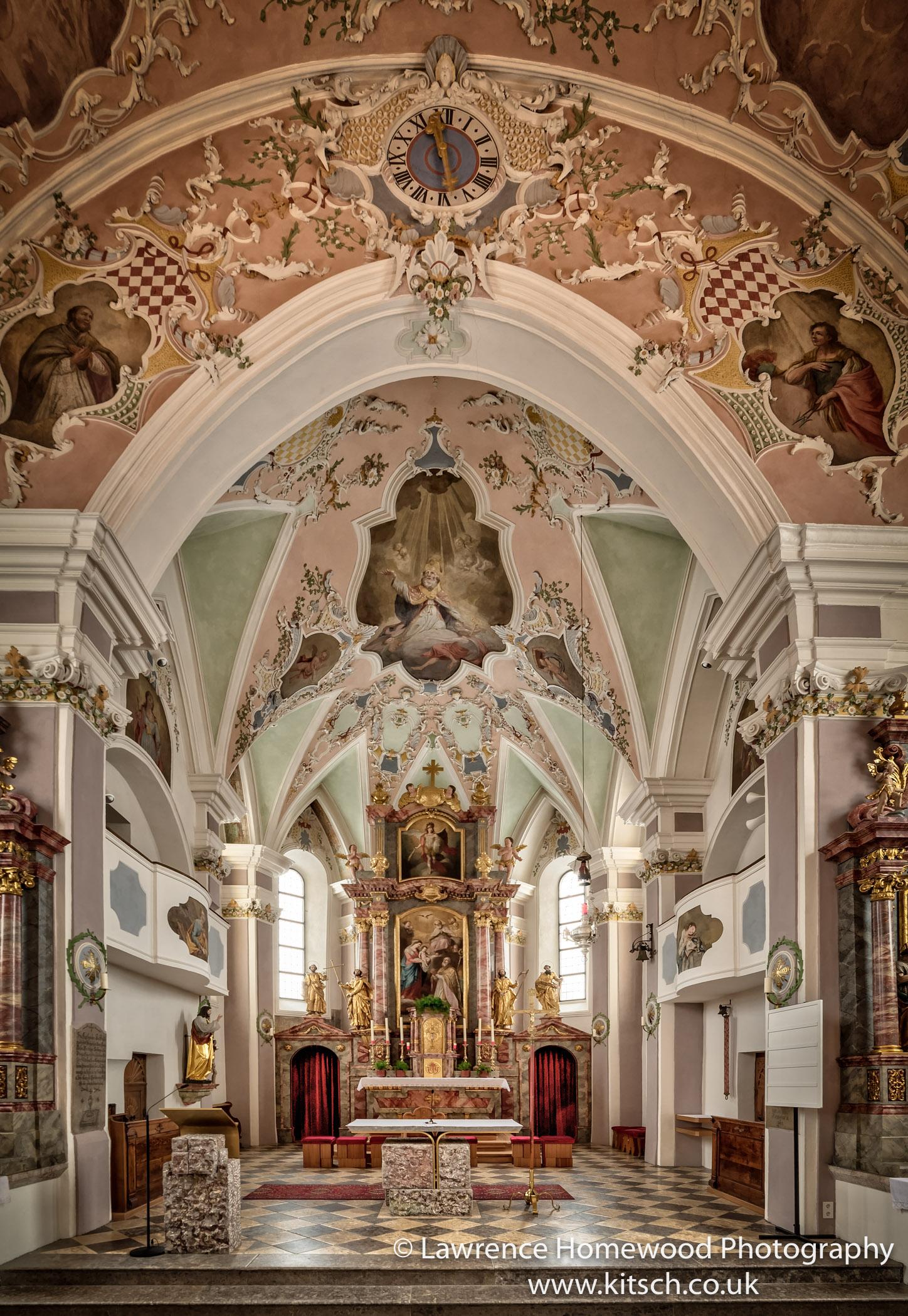 Kirchberg Church 5