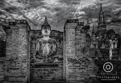 The Charlcoal Ruins of Sukhothai