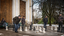 Chess playing the Game