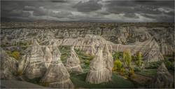 Cappadocia Fairy Chimneys