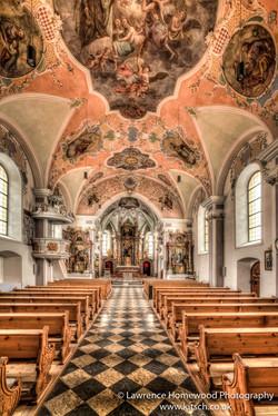 Kirchberg Church 4