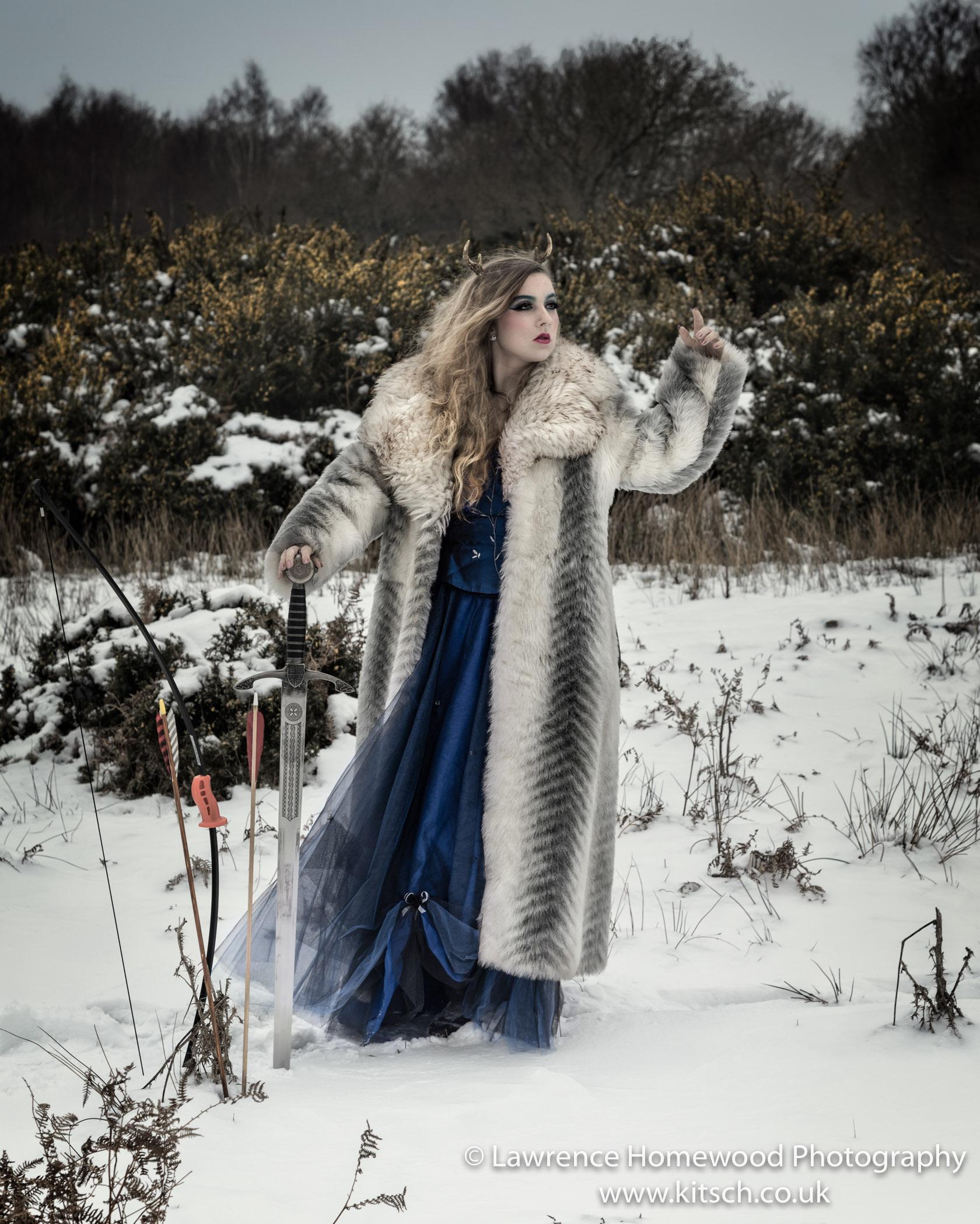 Fawn Princess - A Winters Tale17