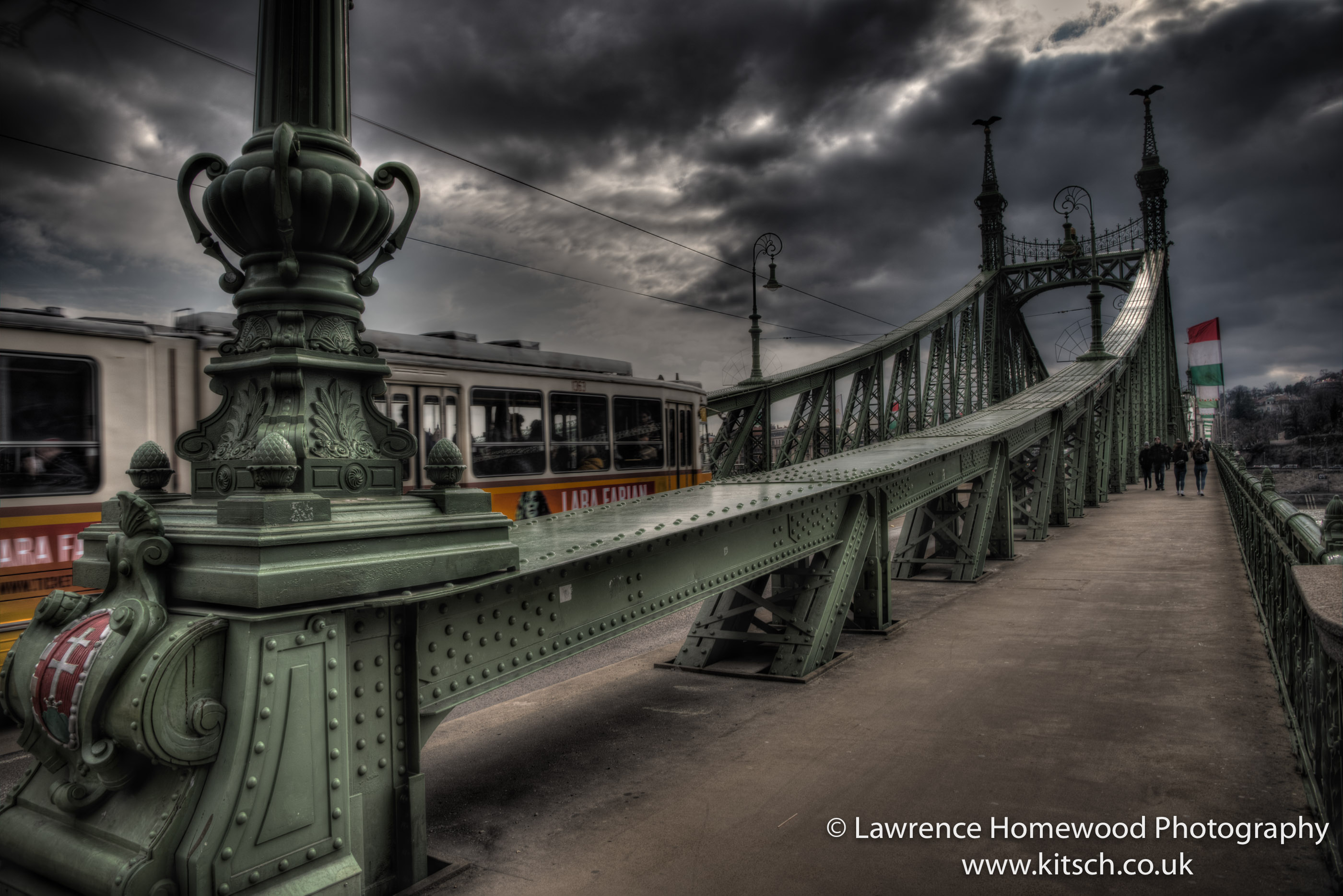Franz Joseph Bridge Budapest