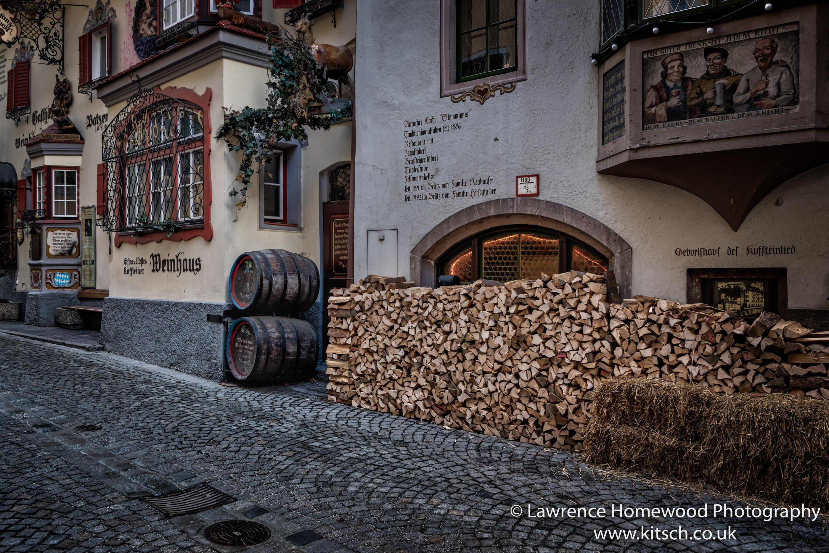 Kufstein old street 4
