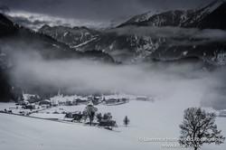 Brandenburg Misty Valley
