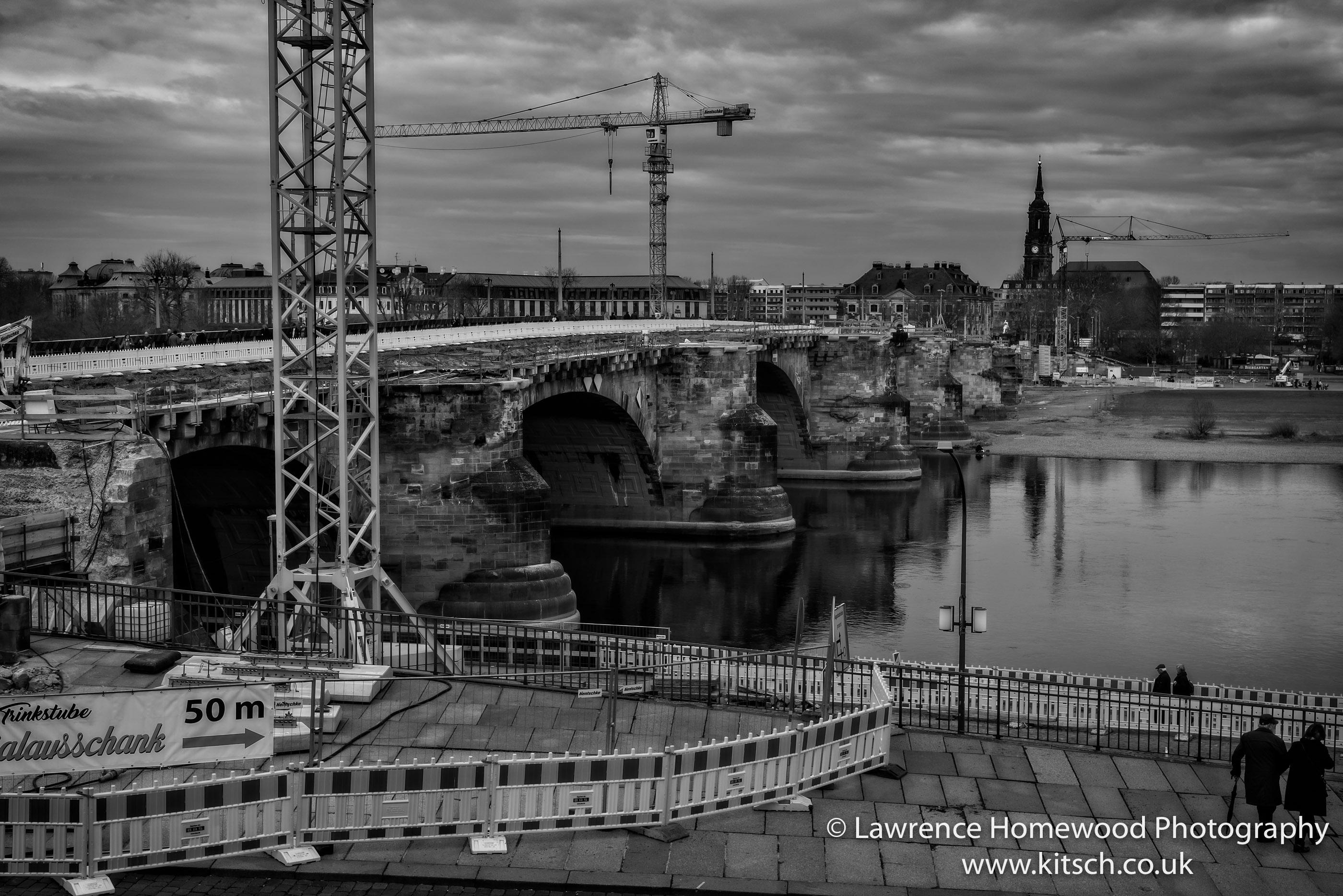Dresden Work in Progress