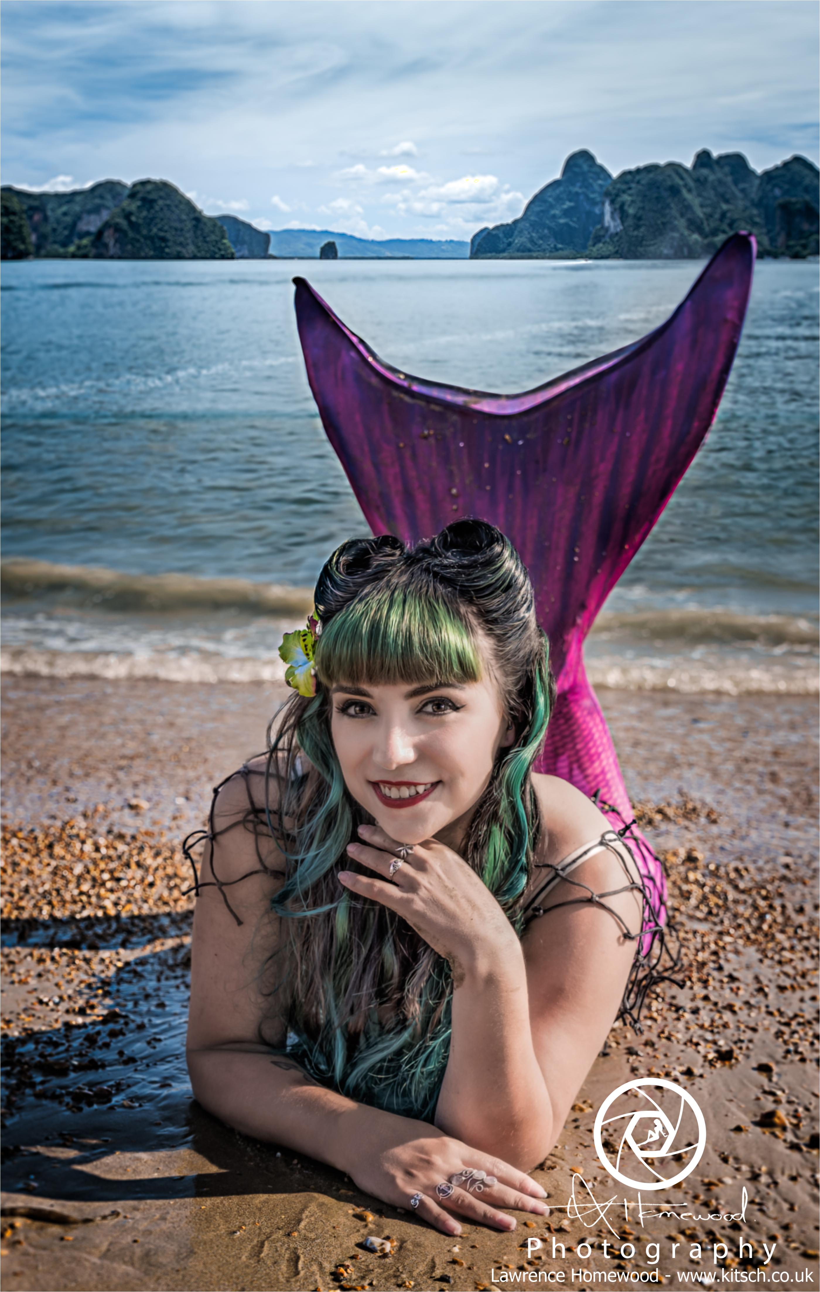 Mermaid Fantasy Island